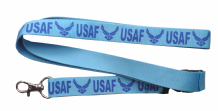 United States Air Force USAF Logo Lanyard